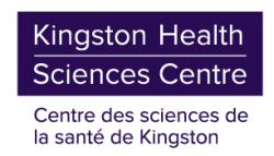Kingston Health Sciences Centre